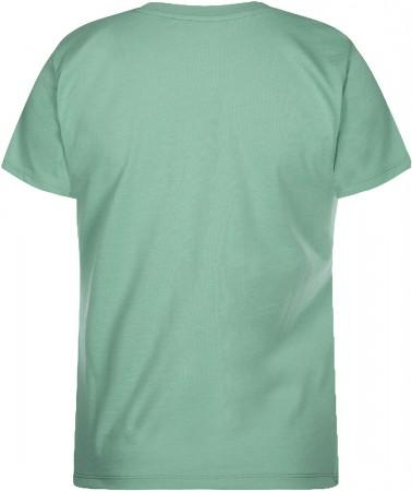 BRAND WOMEN T-Shirt 2021 seasalt green