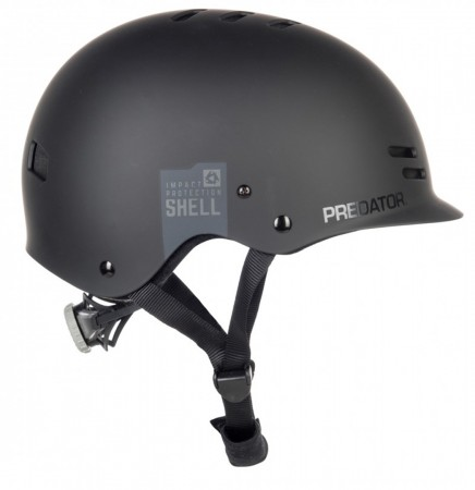 PREDATOR Helm 2019 grey