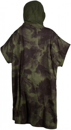 ALLOVER Poncho 2020 brave green