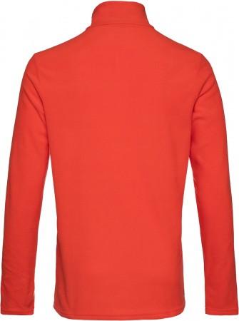 PERFECTO 1/4 Zip Fleece 2021 orange fire