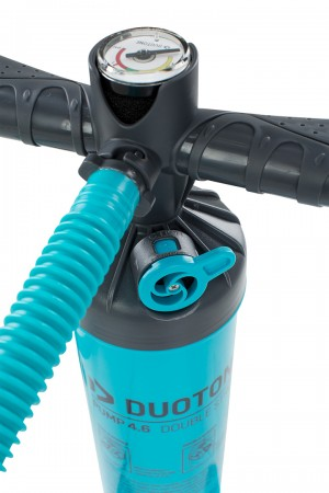 KITE Pumpe 2022 grey/turquoise