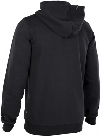 LOGO Zip Hoodie 2021 black