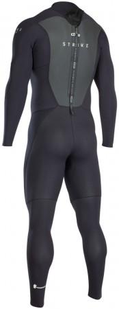 STRIKE ELEMENT 4/3 BACK ZIP Full Suit 2020 black