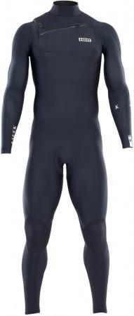 SEEK AMP 4/3 CHEST ZIP Full Suit 2021 black