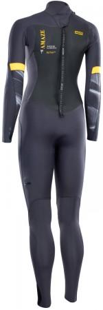 AMAZE CORE 4/3 BACK ZIP Full Suit 2021 steel grey
