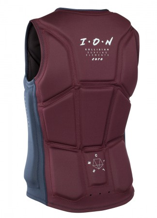 COLLISION CORE Vest 2019 blue/red