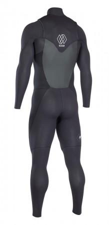 ONYX ELEMENT SEMIDRY 4/3 FRONT ZIP Full Suit 2019 black