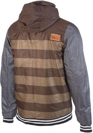BLAKE R Jacke 2019 mudd stripes