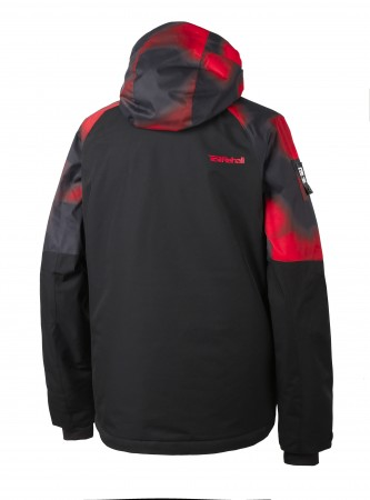 FLOW R Jacket 2020 red dirt camo
