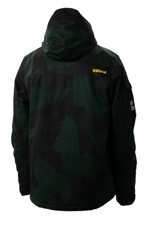 CARL R Jacket 2020 camo olive