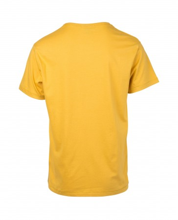 ORGANIC PLAIN T-Shirt 2019 dirty yellow