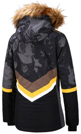 MAZE R Jacket 2020 trashed black