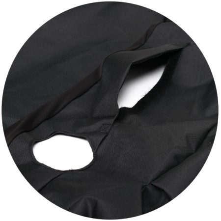 WATERPROOF SEAT COVER black
