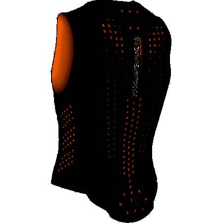 PROTECT PRO Weste 2020 black/orange