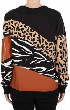 RUDY Stricksweater 2022 leo brown