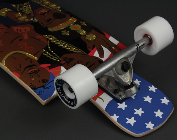 MANIAC LEGENDS 39 Longboard