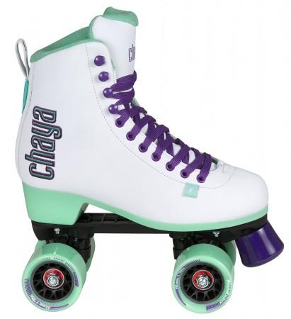 MELROSE Rollerskate 2020 white/teal