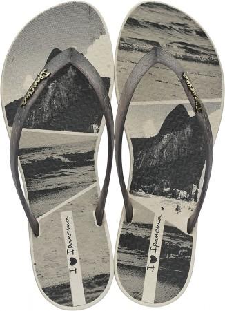 WAVE TROPICAL Sandale 2017 beige/black