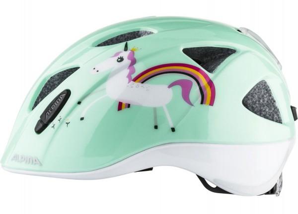 XIMO FLASH Helm 2019 mint unicorn