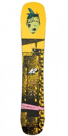 AFTERBLACK JEREMY DEAN Snowboard 2021
