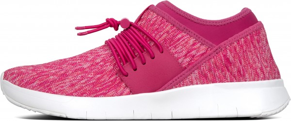 ARTKNIT LACE UP Shoe 2019 psychedelic pink