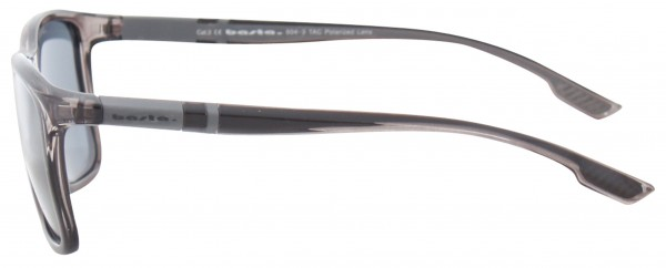 CHEESY Sonnenbrille translucent grey/grey polarized