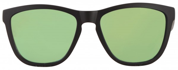 BRUFA LADY Sonnenbrille black matte/polarized green