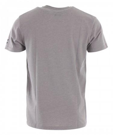 TEAM POCKET SS SURF Shirt 2019 grey heather