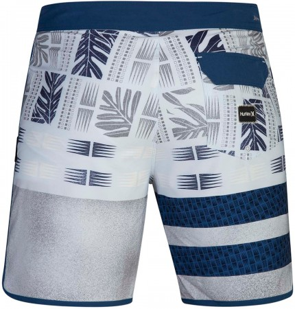 PHANTOM SIGNATURE ZANE MALOULU 18 Boardshort 2019 half blue