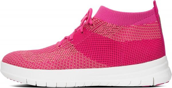 UBERKNIT SLIP-ON HI TOP Shoe 2018 fuchsia/dusky pink