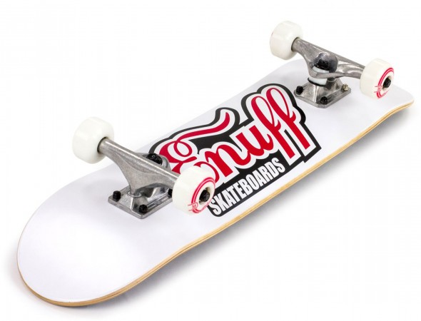 CLASSIC LOGO Skateboard 2021 white