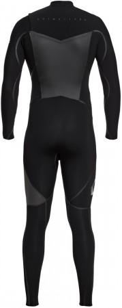 SYNCRO PLUS 5/4/3 CHEST ZIP Full Suit 2018 black/black/jet black