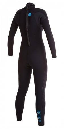 5/4/3 BASIC GBS BACK ZIP Full Suit 2020 black 12