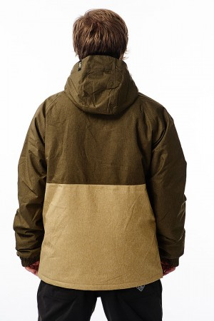 TUMBLER Jacket 2018 olive/cummin