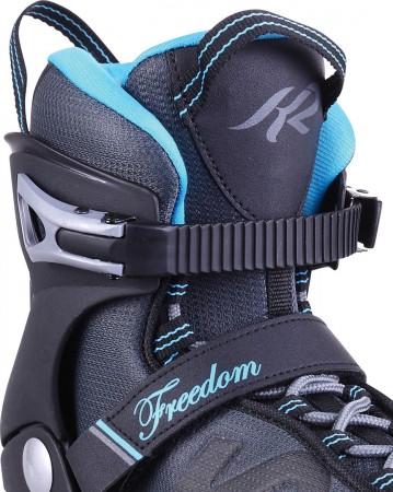 FREEDOM W Inline Skate 2021 grey/blue