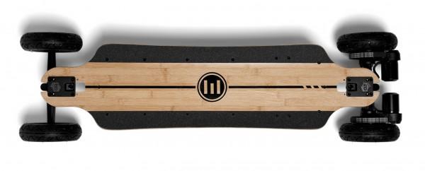 BAMBOO GTR ALL TERRAIN Longboard