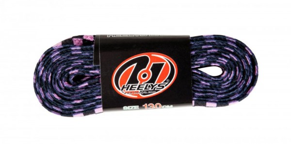 BLISS CHECK Laces black/pink