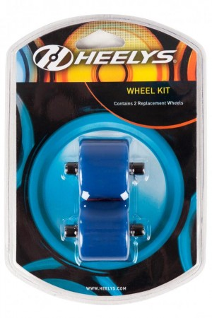 ABEC 5 FATS Replacement Wheels blue