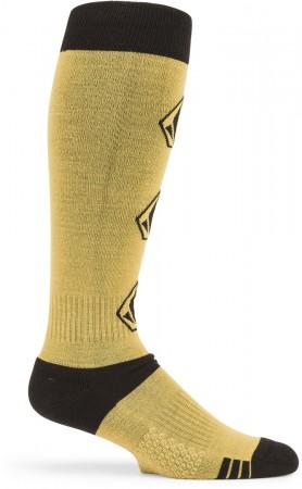 LODGE Socken 2022 resin gold