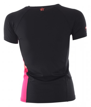 FITTED WOMEN Lycra 2019 black