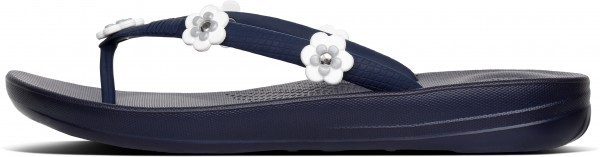 IQUSHION ERGONOMIC Sandale 2018 flower stud midnight navy mix