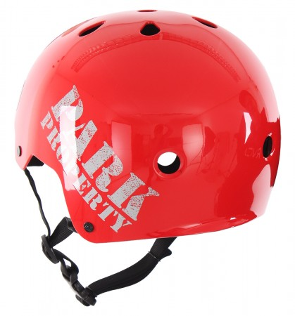 LEGEND LOW RIDER Helmet red