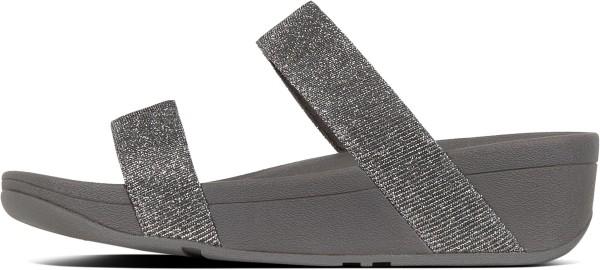 LOTTIE GLITZY SLIDE Sandal 2019 pewter