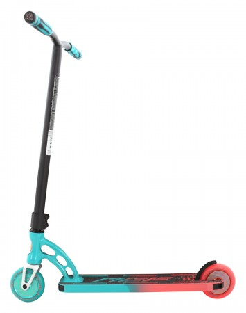MGP ORIGIN PRO FADED Scooter turquoise/coral