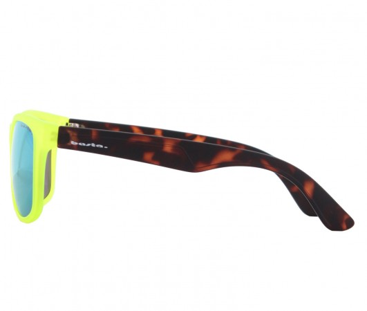 MIRROR Sonnenbrille acid yellow/blue