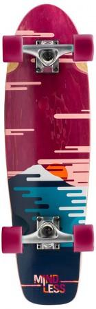 SUNSET Cruiser 2021 burgundy