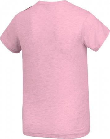 BASEMENT HORTA T-Shirt 2020 crystal pink melange