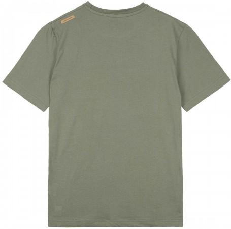 BASEMENT CORK T-Shirt 2022 dusty olive