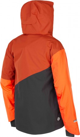 ALPIN Jacket 2020 black/brick