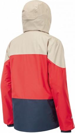 OBJECT Jacke 2021 red/dark blue